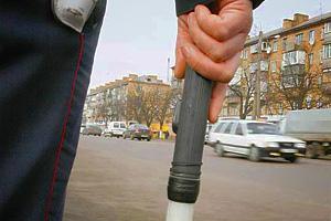 В Пермском крае преступники напали на пост ДПС