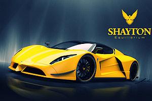 Компания Shayton из Словении разработала новый суперкар