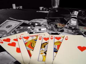 Азартные карточные игры: молитвенник черта