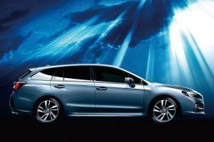 Subaru представила новую модель C-класса