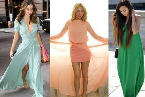 Модные тренды 2014: сарафаны