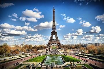 Десятка лучших мест Парижа