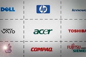 Компания Amplicate составила TOP10 популярных брендов ноутбуков