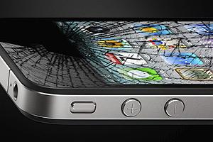 iPhone не разобьётся и без парашюта