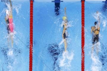 Олимпийский бассейн в Рио манипулирует пловцами?