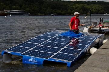 Во Владивостоке пройдут первые в истории гонки солнечных лодок