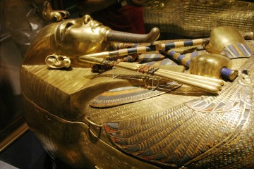 В гробнице Тутанхамона нашли пару тайных комнат