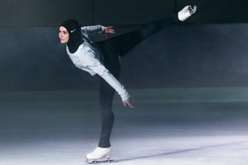Найк выпустил хайтековый спортивный хиджаб