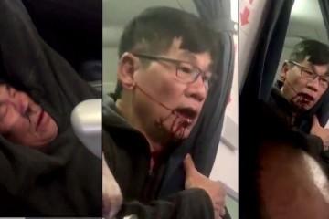 В «Юнайтед эрлайнс» выволокли из лайнера пассажира, чтобы подкинуть своего сотрудника