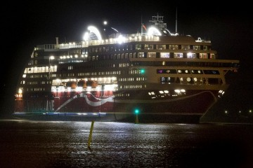 Шведы создают первый в мире пассажирский лайнер под турбопарусом