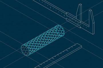 Подмосковные физики создали наноштангенциркуль для нанотрубок