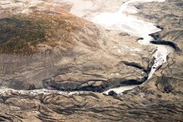 Геологи Канады потрясены: там за 4 дня исчезла река