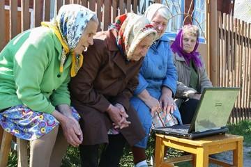 Россиянам закрыли коллективный доступ в интернет: «денег нет»