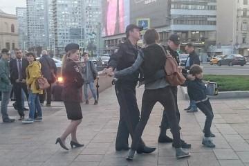 В Москве задержан 10-летий театрал, декламировавший на улице Гамлета