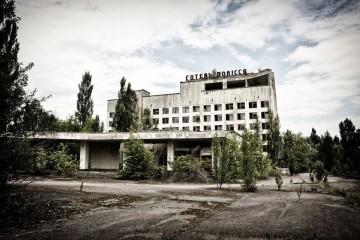 В Чернобыле открыли первый после аварии отель