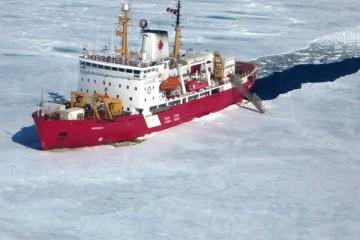Проект изучения глобального потепления «заморожен» из-за глобального потепления