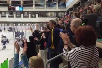 11-дневный хоккейный матч собрал $1,179 млн на лечение рака