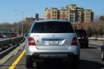 Автовладельцам предложено самим придумывать номера ТС