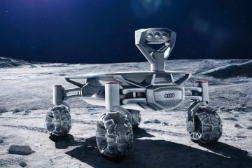 На Луне появится сотовая связь