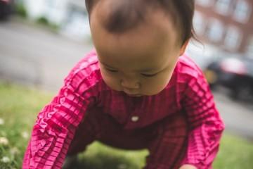 Британец изобрел растущую детскую одежду