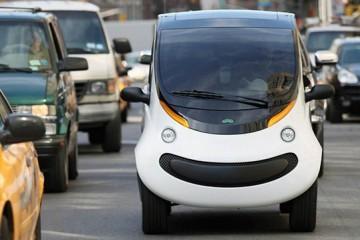 Беспилотные автомобили учат здравому смыслу