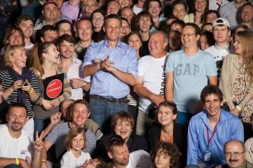 Навальный «поздравит» Путина с юбилеем новой всероссийской акцией протеста