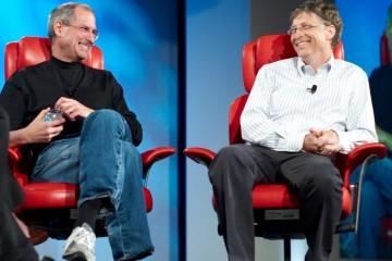 Доу Джонс сообщил о поглощении Эппла Гуглом
