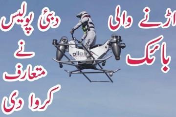 Полицейские Дубая будут летать