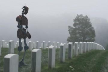 В Москве открыто первое в мире кладбище роботов