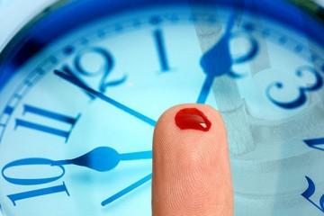 Ночные раны заживают медленнее дневных