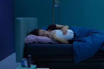 В Нидерландах создали робота, чтобы спать с ним в обнимку
