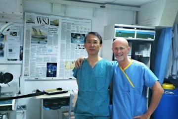 Хирурги впервые в мире с успехом пересадили человеческую голову