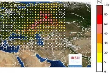 В РФ через 2 месяца признали 986-кратное превышение радиации на Урале