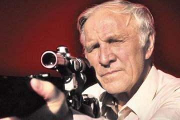 У питерского дедушки конфисковали взрывчатку и ружье с глушителем