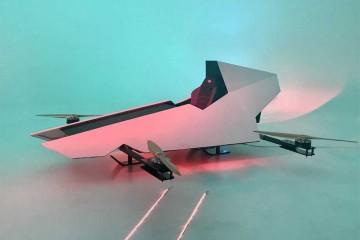 Австралийцы создают летающий гоночный автомобиль
