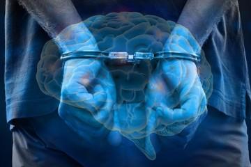 Травма мозга может вызвать преступные наклонности
