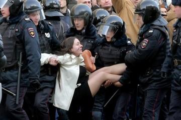 Россия вышла на 1 место по нарушениям прав человека среди стран Совета Европы