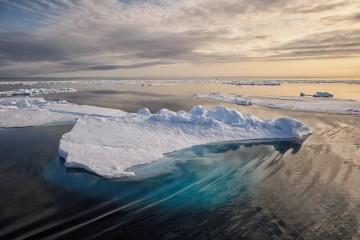 Глобальное потепление высвободит из вечной мерзлоты почти мегатонну ртути
