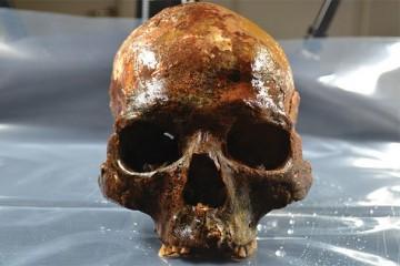 Загадка насаженных на колья черепов каменного века