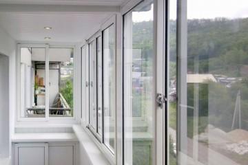 Современная эстетика: балконы Слайдорс