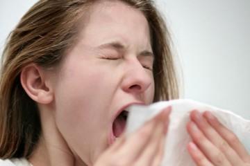 Определен риск заражения в полете гриппом