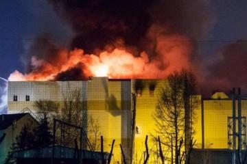 Кемеровский ад: более 60 погибших, ложь и пропаганда на ТВ