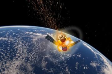 1 апреля китайская космическая станция может упасть на Россию и это не шутка