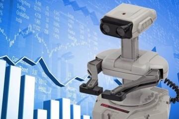 Курсом рубля манипулируют нечеловечески активные и быстрые роботы