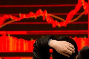 Начало обвала: на российском рынке «черный понедельник»