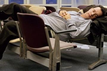 Новые запреты сидеть и лежать в аэропортах МО не касаются пассажиров