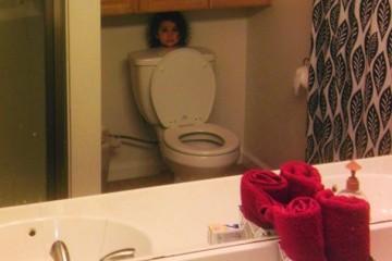 МЧС советует москвичам прятаться сегодня в туалетах и встроенных шкафах