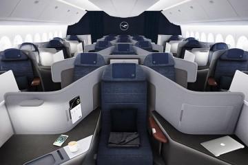 Авиа-бизнес-класс будущего: личный доступ в проход и лежачие места для каждого
