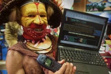 Папуасы на месяц заблокируют Фейсбук, чтобы понять, как им пользуются