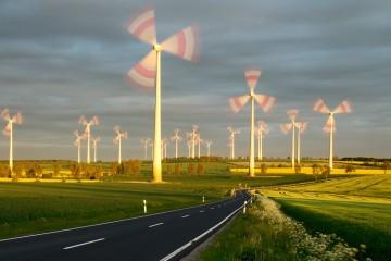 ФРГ бьет рекорды добычи «зелёного электричества»